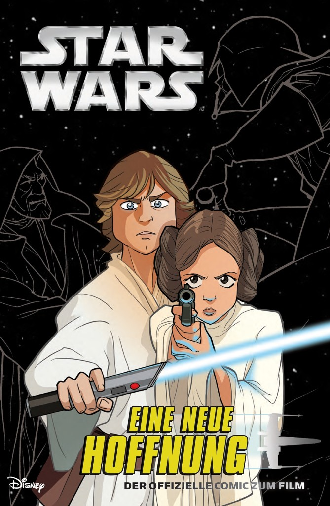 Star Wars: Episode IV - Eine neue Hoffnung: Die Junior Graphic Novel (22.02.2016)