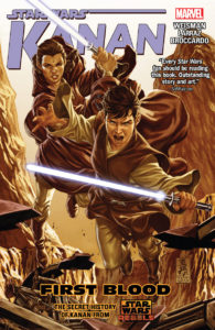 Kanan Volume 2: First Blood (31.05.2016)