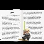 LEGO Star Wars: Luke Skywalker, Held der Rebellen - Vorschauseite