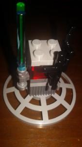 LEGO Star Wars Magazin #5 - Waffenständer - Set