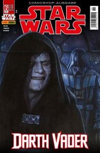 Star Wars #6 (Comicshop-Ausgabe) (20.01.2016)