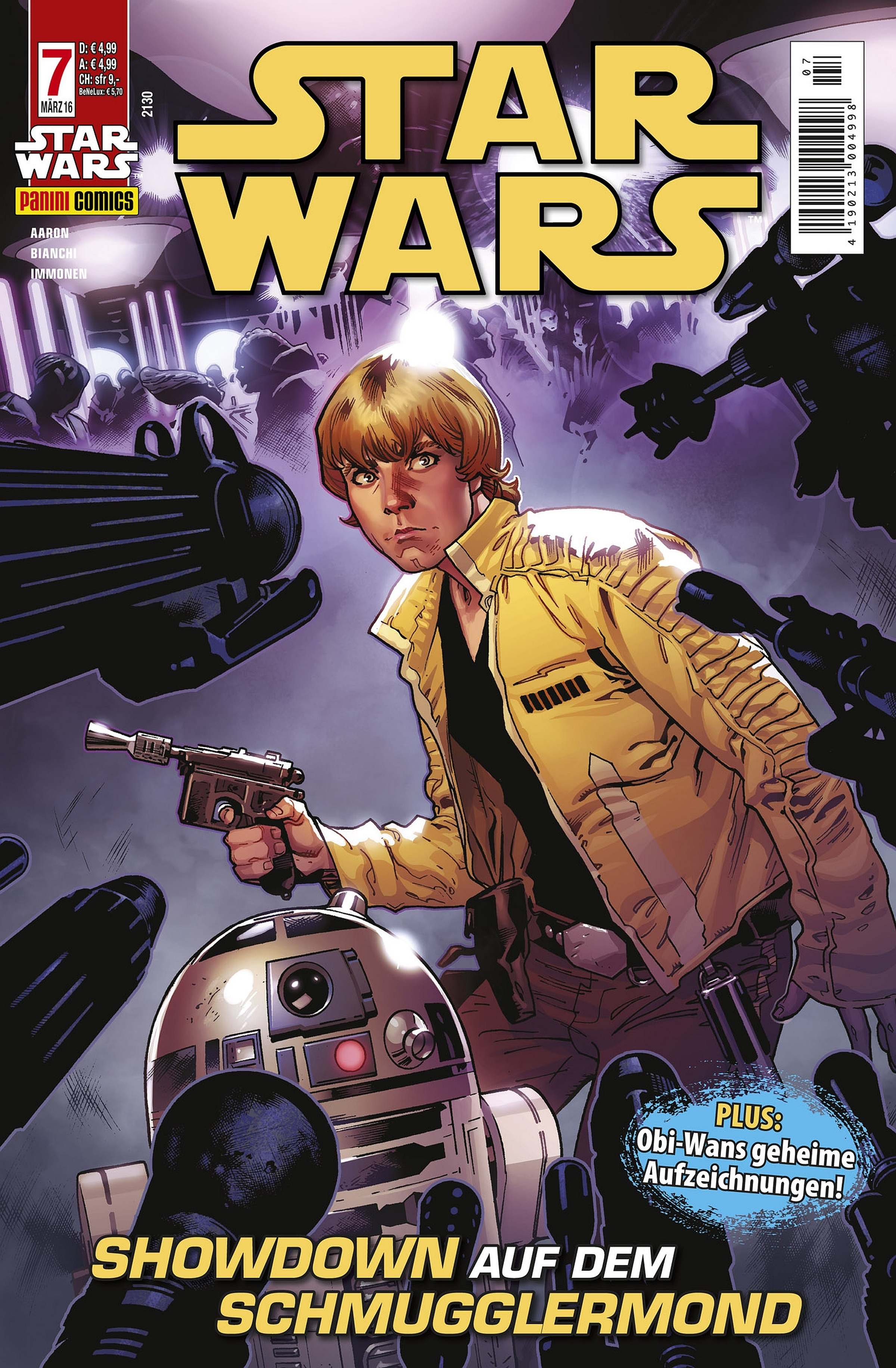Star Wars #7 (17.02.2016)