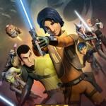 Star Wars Rebels Staffel 2 (Poster)