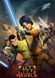 Star Wars Rebels Staffel 2 (Poster)