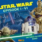 Star Wars: Episode I - VI (26.01.2016)