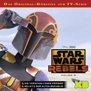 Star Wars Rebels Folge 8: Die verschollenen Krieger / Relikte der Alten Republik (11.03.2016)