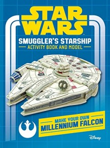 Smuggler's Starship: Activity Book and Model (Juni 2016)