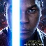 Finn-Poster zu Das Erwachen der Macht