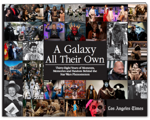 "Star Wars History by the LA Times ""A Galaxy All Their Own"""