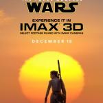 Star Wars: Das Erwachen der Macht - IMAX-Plakat