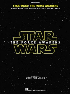 Star Wars: The Force Awakens: Easy Piano Songbook (02.02.2016)
