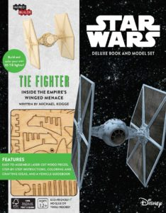 IncrediBuilds: Star Wars: TIE Fighter (07.06.2016)