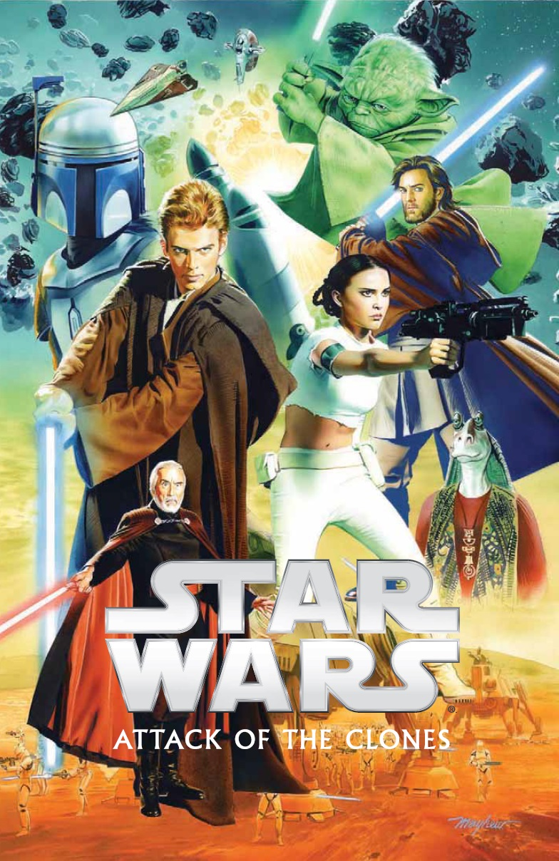 Star Wars: Attack of the Clones (13.09.2016)