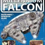 Das Cover der ersten Ausgabe von Bau den Millennium Falcon