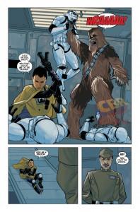 Chewbacca #5 - Vorschauseite 3