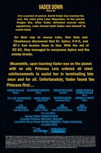 Darth Vader #14 - Vorschauseite 1