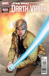 Darth Vader #15 (Clay Mann Connecting Variant Cover F) (06.01.2016)