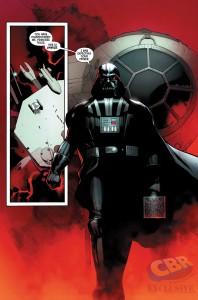 Darth Vader Annual #1 - Vorschauseite 5