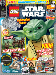 LEGO Star Wars Magazin #7 (28.12.2015)