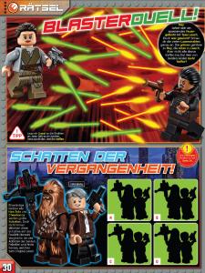 LEGO Star Wars Magazin #7 - Vorschau Seite 30