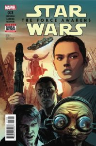 Star Wars: The Force Awakens #3 (24.08.2016)