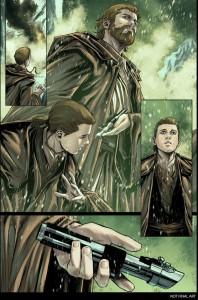 Obi-Wan & Anakin #1 - Vorschauseite 2