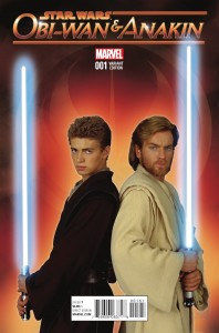 Obi-Wan & Anakin #1 (Movie Variant Cover) (01.01.2016)