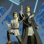 "Obi-Wan & Anakin #1 (Kevin Nowlan ""Classic"" Variant Cover) (01.01.2016)"