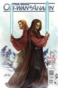 Obi-Wan & Anakin #1 (Siya Oum Variant Cover) (01.01.2016)