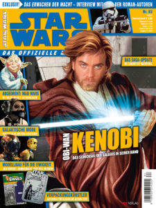 Offizielles Star Wars Magazin #83 (07.09.2016)