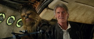 Auch Han und Chewie sind wieder mit von der Partie!