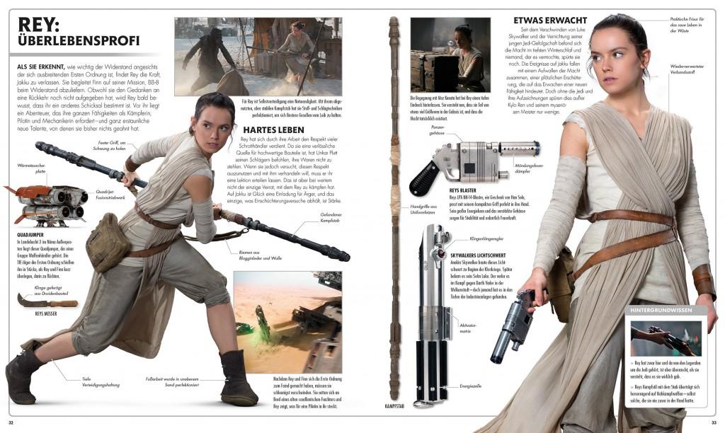 Star Wars: Das Erwachen der Macht: Die illustrierte Enzyklopädie - Vorschauseite