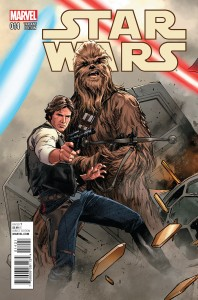Star Wars #14 (Clay Mann Connecting Variant Cover E) (06.01.2016)