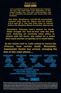 Star Wars #14 - Vorschauseite 1