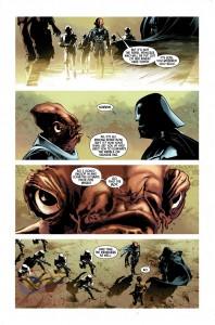Star Wars #14 - Vorschauseite 3