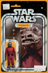 Star Wars #15 (Action Figure Variant Cover) (20.01.2016)