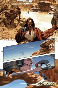 Star Wars #15 - Vorschauseite 3
