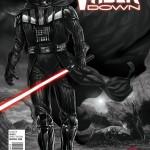 Vader Down #1 (Mark Brooks Black & White PX Retailer Appreciation Variant Cover) (18.11.2015)