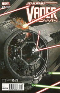 Vader Down #1 (Loot Crate Variant Cover)