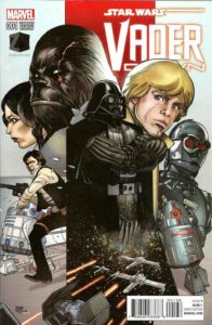Vader Down #1 (Pasqual Ferry Variantcover) (Dezember 2015)