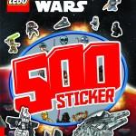 LEGO Star Wars: 500 Sticker (01.03.2016)