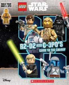 LEGO Star Wars: R2-D2 and C-3PO's Guide to the Galaxy (27.09.2016)