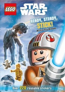 LEGO Star Wars: Ready, Steady, Stick - Activity Book (02.06.2016)