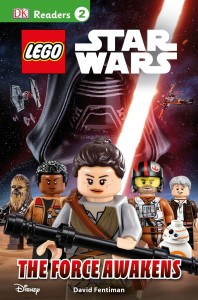 LEGO Star Wars: The Force Awakens (DK Readers Level 1) (08.03.2016)