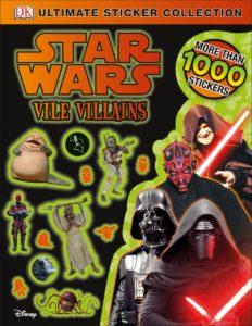 Vile Villains: Ultimate Sticker Collection (02.08.2016)
