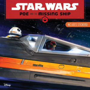 Poe and the Missing Ship (17.01.2017)