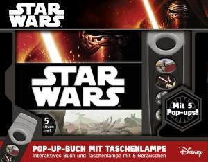 Star Wars Pop-Up-Buch mit Taschenlampe (06.05.2016)