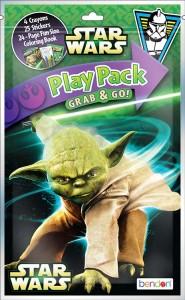 "Star Wars Play Pack Assortment - ""Yoda"" (April 2015)"