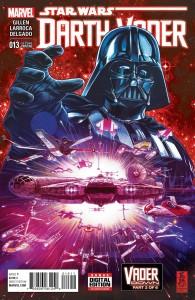Darth Vader #13 (2nd Printing) (17.02.2016)