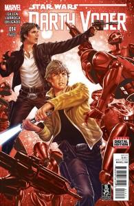 Darth Vader #14 (2nd Printing) (17.02.2016)